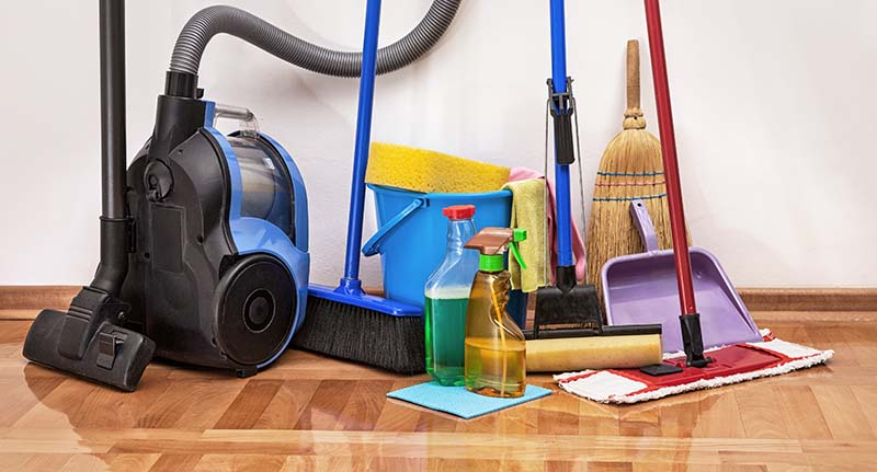 Eve's House Cleaning Has the Right Tools to Do a Better Cleaning Job