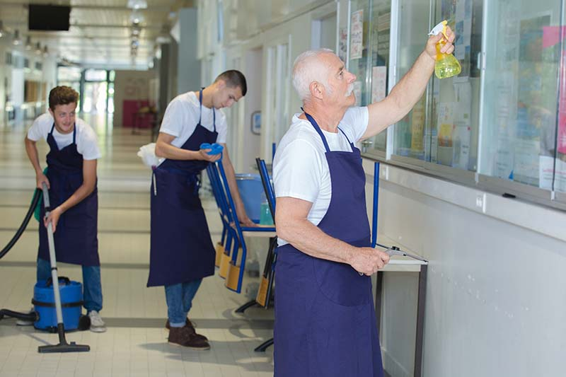 Professional Janitorial Services in Las Vegas NV