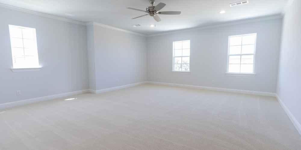 Air-Drying Carpet Floors