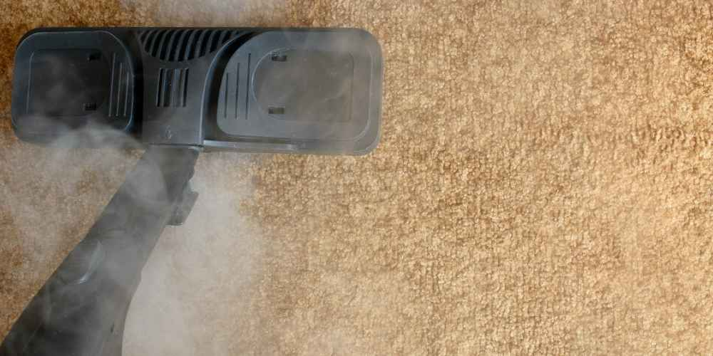 Using Steam Cleaners for Sanitizing
